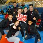 Team Odokan Athletes Nao, Kenneth, Rita, Mai, Darbyanh, Rhemwell, Jaylan