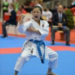 WKF Worlds Rita Ngo 7th place