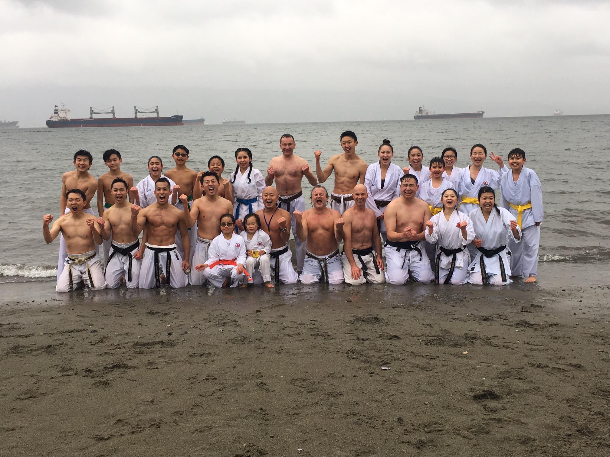 2018-01-20 Beach Practice
