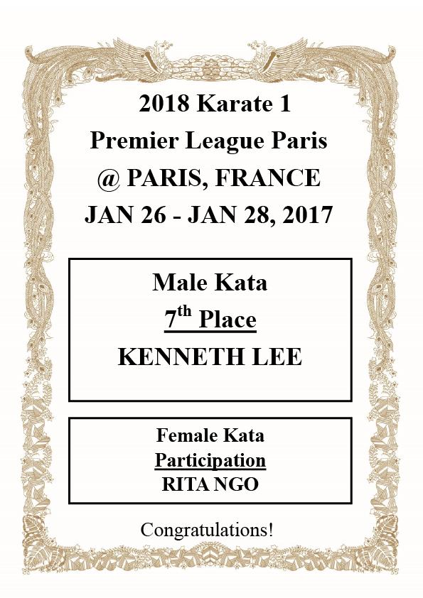 20180126_Results-Karate-1-Paris