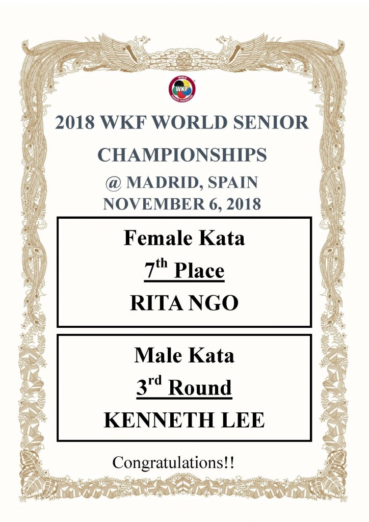 2018-11-06 Worlds Results