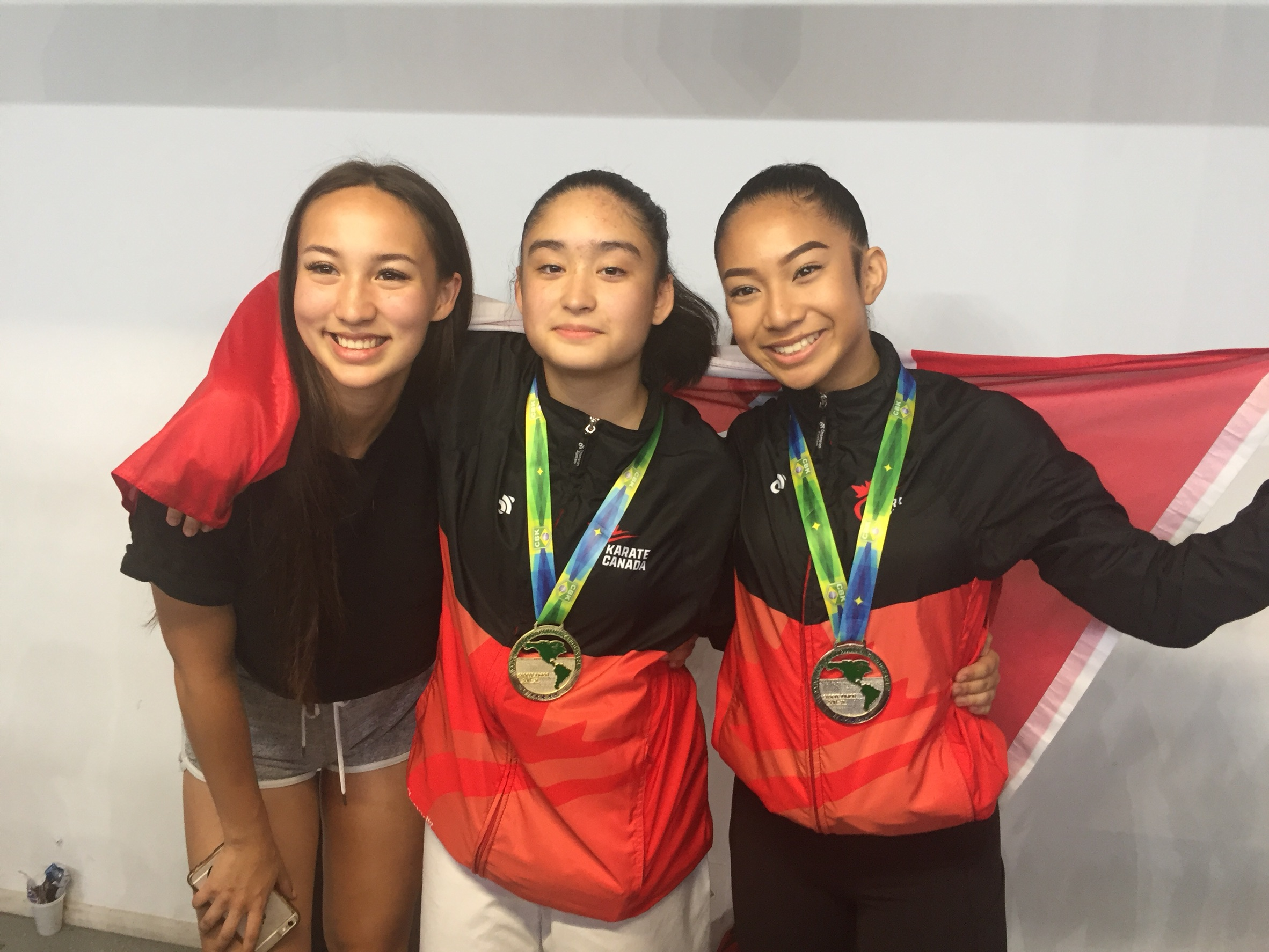 2019-08-23 Junior Pan Am Championships