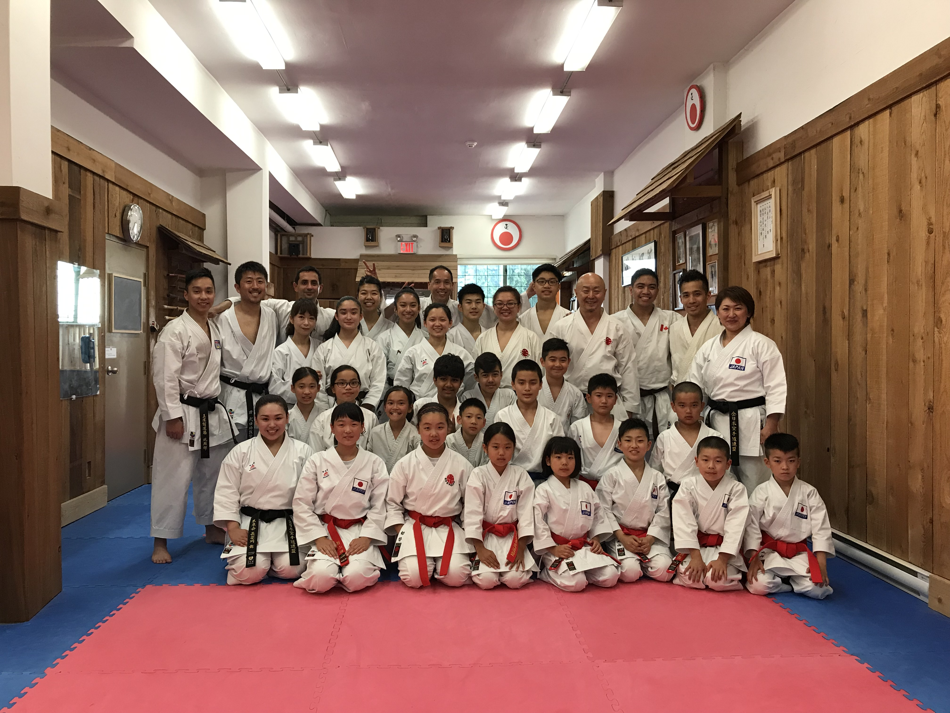 2019-05-30 Training with Jr. Nippon